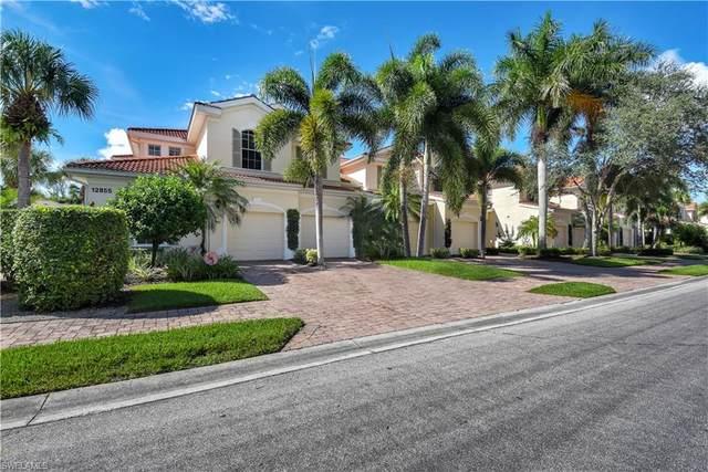 12855 Carrington Circle #101, Naples, FL 34105 (MLS #221067547) :: Team Swanbeck