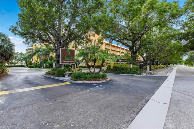 2366 E Mall Drive #508, Fort Myers, FL 33901 (MLS #221067612) :: RE/MAX Realty Team