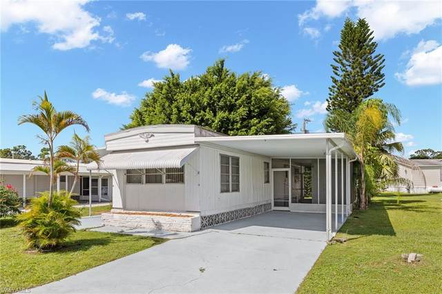 511 Blossom Court, North Fort Myers, FL 33917 (MLS #221067693) :: Realty One Group Connections