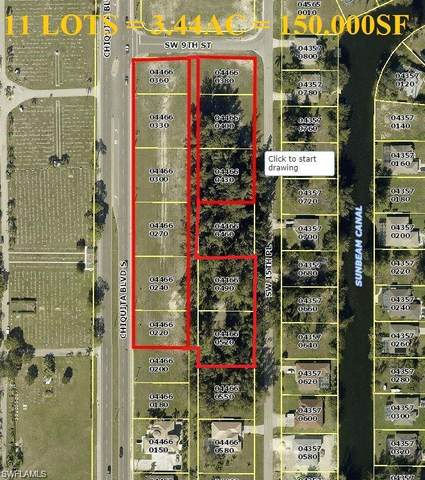 901 Chiquita Boulevard S, Cape Coral, FL 33991 (MLS #221067858) :: Crimaldi and Associates, LLC