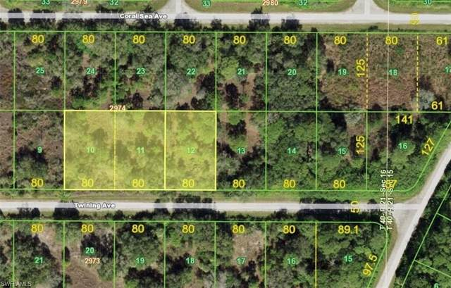 14488, 14496, & 1450 Twining Avenue, Port Charlotte, FL 33953 (MLS #221067871) :: Realty One Group Connections