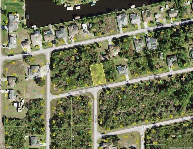 12332 Hathaway Terrace, Port Charlotte, FL 33981 (MLS #221067900) :: Realty One Group Connections