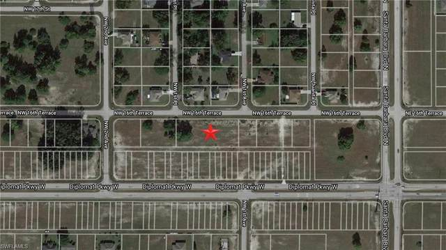 110 NW 16th Terrace, Cape Coral, FL 33993 (MLS #221067969) :: RE/MAX Realty Team