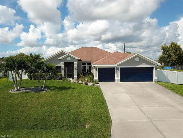 521 NW 25th Terrace, Cape Coral, FL 33993 (MLS #221067978) :: EXIT Gulf Coast Realty