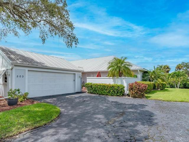 15391 River Vista Drive #503, North Fort Myers, FL 33917 (MLS #221068019) :: Realty World J. Pavich Real Estate