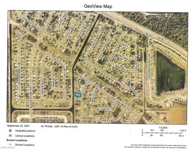 812 Rue Labeau Circle, Fort Myers, FL 33913 (MLS #221068093) :: Team Swanbeck