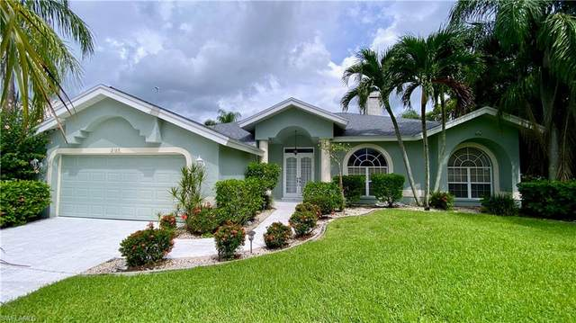 2105 SE 20th Lane, Cape Coral, FL 33990 (MLS #221068123) :: Realty One Group Connections