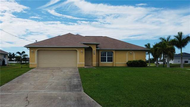 1842 NW 5th Place, Cape Coral, FL 33993 (MLS #221068135) :: EXIT Gulf Coast Realty