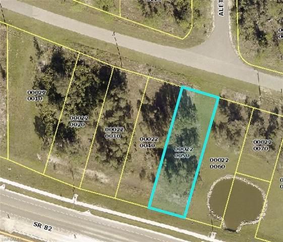 2558 Meadow Road, Lehigh Acres, FL 33974 (MLS #221068182) :: Domain Realty
