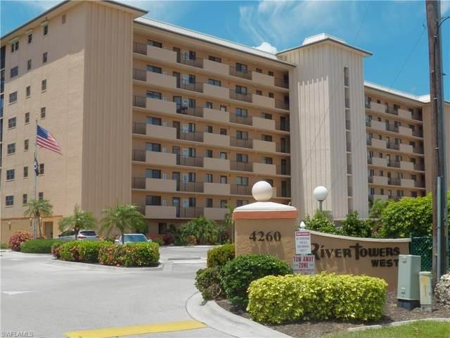 4260 SE 20th Place #401, Cape Coral, FL 33904 (#221068273) :: Southwest Florida R.E. Group Inc