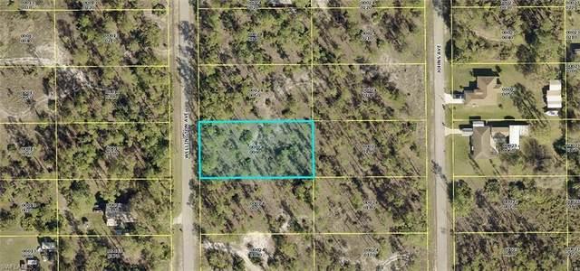 912 Wellington Avenue, Lehigh Acres, FL 33972 (MLS #221068389) :: Waterfront Realty Group, INC.
