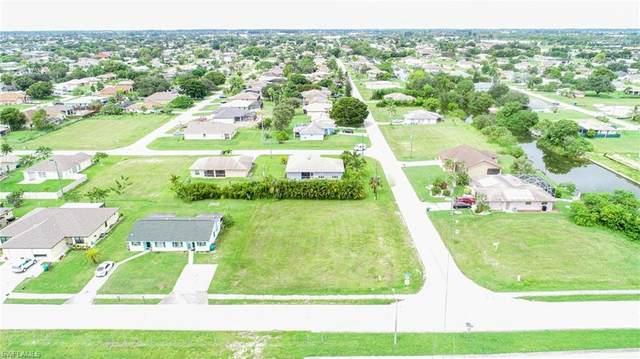214 Cultural Park Boulevard N, Cape Coral, FL 33909 (MLS #221068410) :: Realty World J. Pavich Real Estate