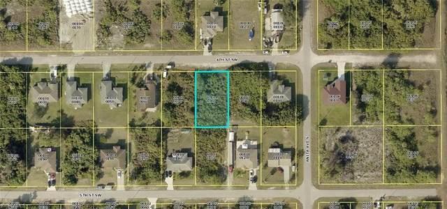 2605 4th Street SW, Lehigh Acres, FL 33976 (MLS #221068430) :: EXIT Gulf Coast Realty