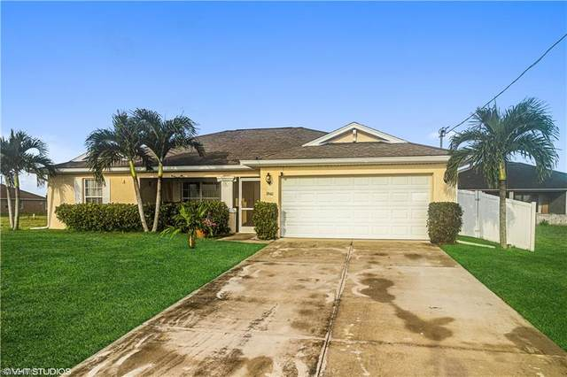 3940 NW 41st Place, Cape Coral, FL 33993 (MLS #221068432) :: Realty World J. Pavich Real Estate