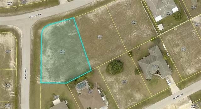 1106 NE 39th Terrace, Cape Coral, FL 33909 (MLS #221068434) :: Realty World J. Pavich Real Estate