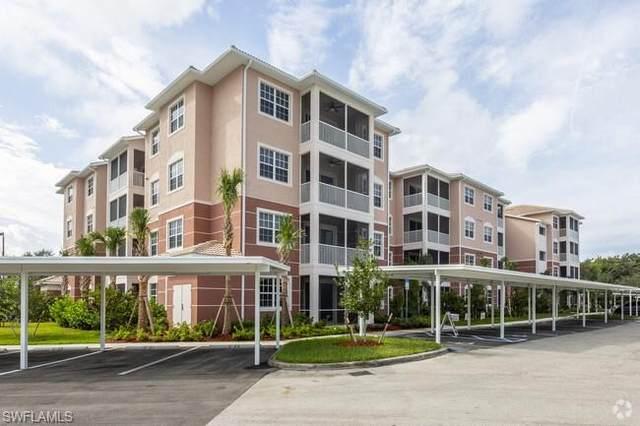 15901 Royal Pointe Lane #307, Fort Myers, FL 33908 (MLS #221068437) :: Realty World J. Pavich Real Estate