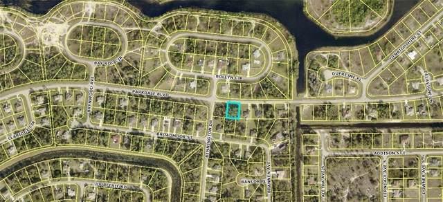 434 Parkdale Boulevard, Lehigh Acres, FL 33974 (MLS #221068489) :: Team Swanbeck
