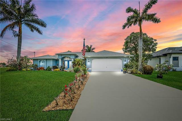 1017 NW 37th Place, Cape Coral, FL 33993 (MLS #221068503) :: Domain Realty