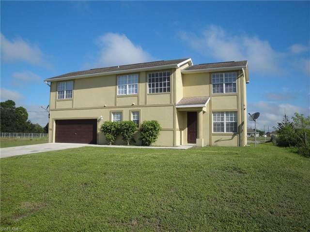 4106 36th Street SW, Lehigh Acres, FL 33976 (MLS #221068515) :: Team Swanbeck