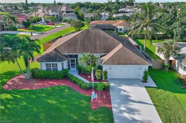 122 SW 48th Terrace, Cape Coral, FL 33914 (MLS #221068516) :: Clausen Properties, Inc.