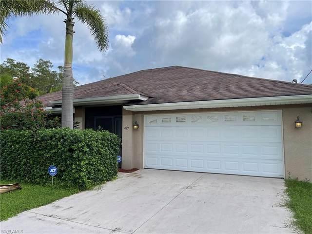 419 Conlee Street, Lehigh Acres, FL 33974 (MLS #221068517) :: Team Swanbeck