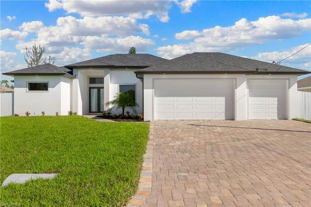 1613 SW 25th Lane, Cape Coral, FL 33914 (MLS #221068520) :: The Naples Beach And Homes Team/MVP Realty