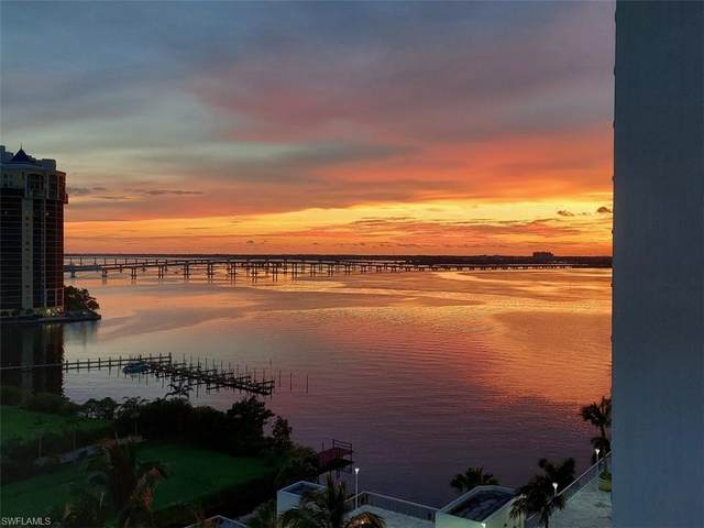 3000 Oasis Grand Boulevard #1107, Fort Myers, FL 33916 (MLS #221068583) :: #1 Real Estate Services