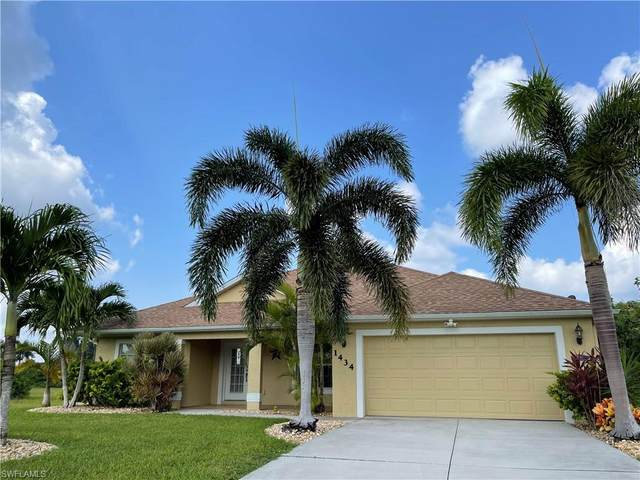 1434 NW 41st Place, Cape Coral, FL 33993 (MLS #221068600) :: Domain Realty