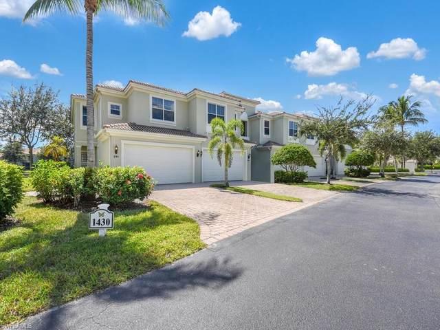 1430 Mariposa Circle #101, Naples, FL 34105 (MLS #221068666) :: Waterfront Realty Group, INC.