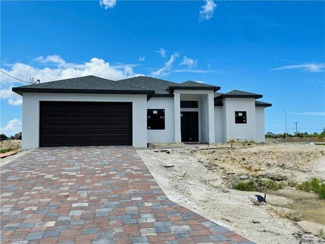1604 NW 31st Place, Cape Coral, FL 33993 (MLS #221068677) :: Coastal Luxe Group Brokered by EXP