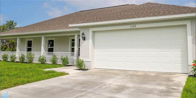 1409 NE 11th Terrace, Cape Coral, FL 33909 (MLS #221068684) :: Wentworth Realty Group