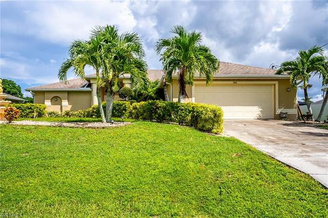 303 SW 13th Court, Cape Coral, FL 33991 (MLS #221068696) :: The Naples Beach And Homes Team/MVP Realty