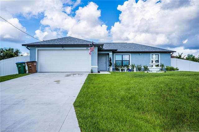 1111 NW 21st Terrace, Cape Coral, FL 33993 (MLS #221068734) :: The Naples Beach And Homes Team/MVP Realty