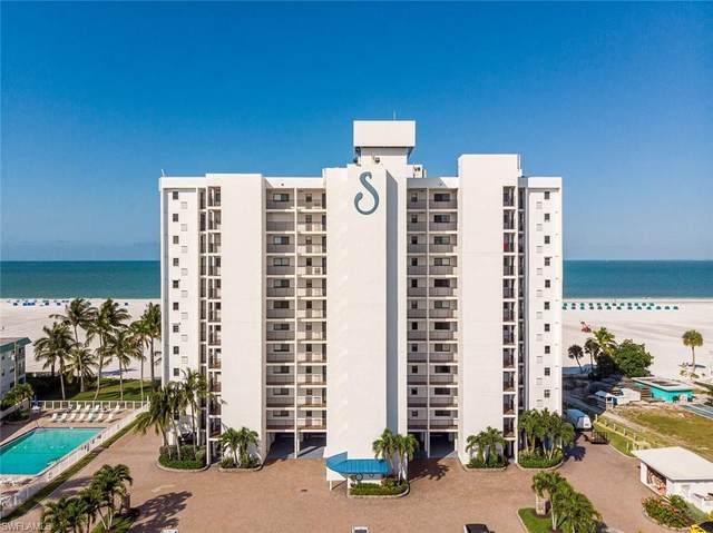 6400 Estero Boulevard #302, Fort Myers Beach, FL 33931 (MLS #221068743) :: Florida Homestar Team