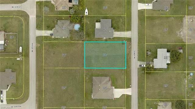 1022 NE 4th Place, Cape Coral, FL 33909 (MLS #221068777) :: Dalton Wade Real Estate Group