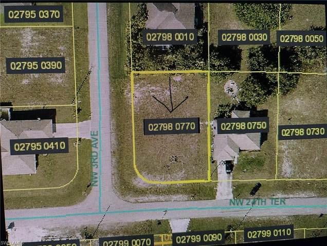 223 NW 24th Terrace, Cape Coral, FL 33993 (MLS #221068787) :: Clausen Properties, Inc.