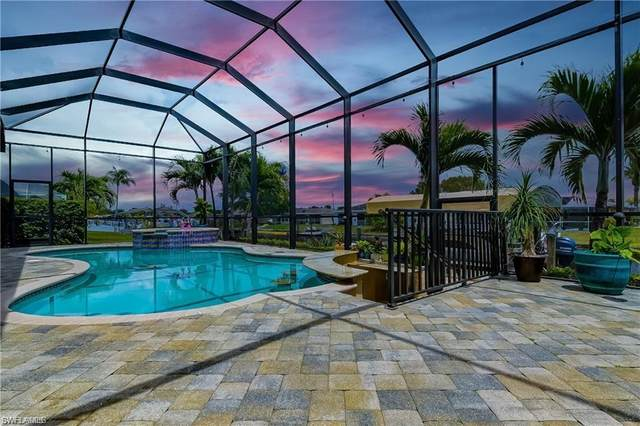 4903 Triton Court W, Cape Coral, FL 33904 (MLS #221068845) :: The Naples Beach And Homes Team/MVP Realty
