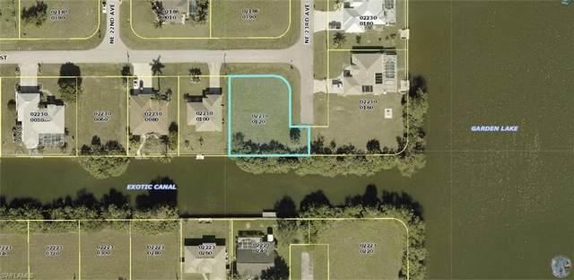 2210 NE 18th Street, Cape Coral, FL 33909 (MLS #221068849) :: Dalton Wade Real Estate Group