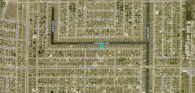 327 NE 25th Street, Cape Coral, FL 33909 (MLS #221068863) :: Dalton Wade Real Estate Group