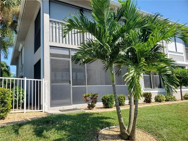 4718 SW 12th Place #112, Cape Coral, FL 33914 (#221068961) :: Southwest Florida R.E. Group Inc