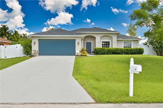 407 SE 13th Terrace, Cape Coral, FL 33990 (MLS #221068988) :: Wentworth Realty Group