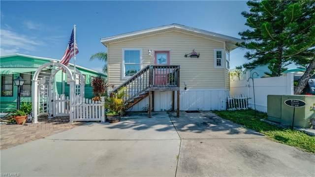 5740 Pink Panther Drive, Fort Myers, FL 33908 (MLS #221068990) :: Florida Homestar Team
