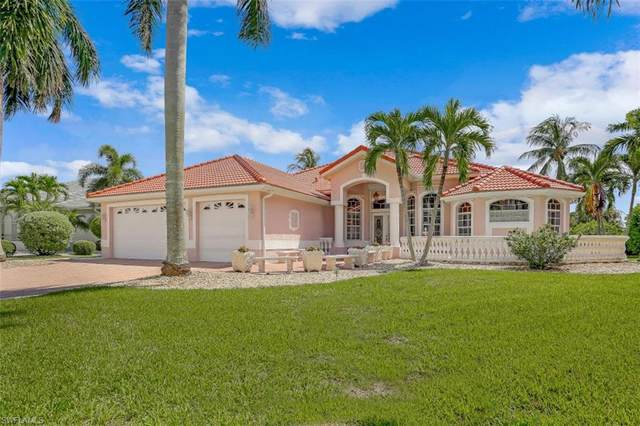 5705 Harbour Preserve Circle, Cape Coral, FL 33914 (MLS #221069013) :: Wentworth Realty Group