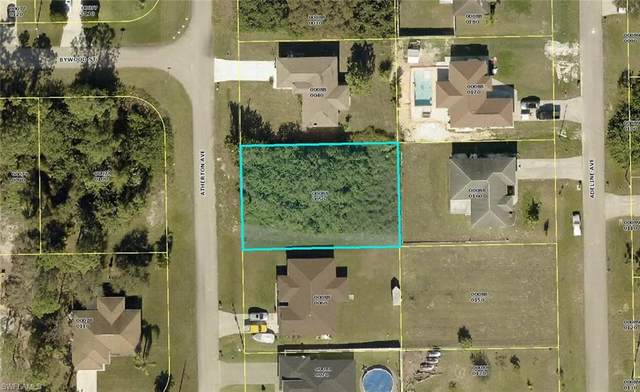 910 Atherton Avenue, Lehigh Acres, FL 33971 (MLS #221069073) :: Wentworth Realty Group