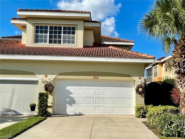 5110 W Hyde Park Court #204, Fort Myers, FL 33912 (MLS #221069153) :: Tom Sells More SWFL | MVP Realty