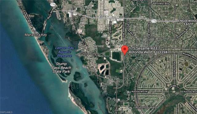 177 Sesame Road E, Rotonda West, FL 33947 (#221069169) :: Jason Schiering, PA
