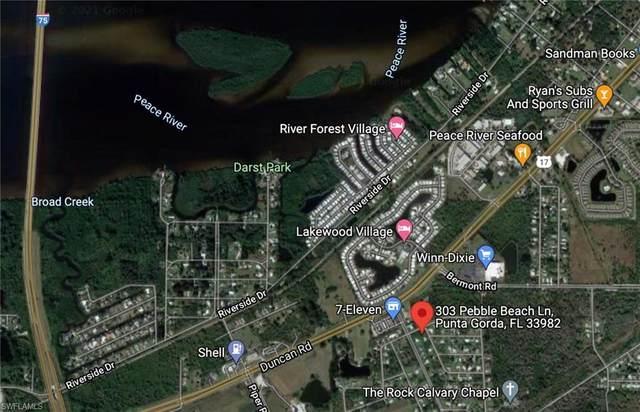 303 Pebble Beach Lane, Punta Gorda, FL 33982 (MLS #221069172) :: Dalton Wade Real Estate Group