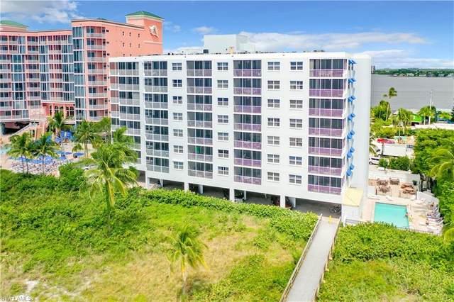 250 Estero Boulevard #305, Fort Myers Beach, FL 33931 (MLS #221069214) :: #1 Real Estate Services