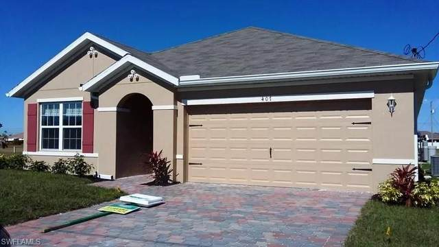407 NW 10th Terrace, Cape Coral, FL 33993 (MLS #221069350) :: The Naples Beach And Homes Team/MVP Realty