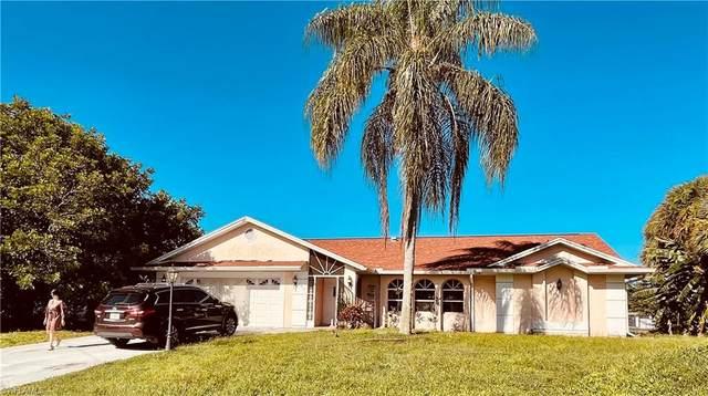 1411 Ford Circle, Lehigh Acres, FL 33936 (MLS #221069450) :: Florida Homestar Team